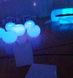 Luminous Chairs for Rent Created By Omar Blawny Posted By Blawni Events