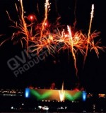 Lazer Shows Created By  Posted By Qatar Vision