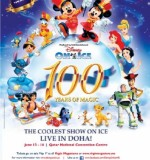 Disney On Ice Created By  Posted By Qatar Vision