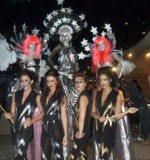 Futuristic Stilt Walkers and Hostesses Created By Omar Blawny Posted By Blawni Events