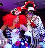 Circus Clowns Stilt Walkers Created By Omar Blawny Posted By Blawni Events