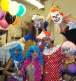 Circus Craze Walkabout with dancers and juggler Created By Omar Blawny Posted By Blawni Events