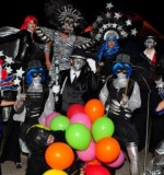 Insane Clown Posse Stilt Walker Created By Omar Blawny Posted By Blawni Events