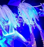 ICE DEMONS UK Artists Stilt Walker Created By Omar Blawny Posted By Blawni Events