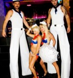 Sailors Stilt Walker Created By Omar Blawny Posted By Blawni Events