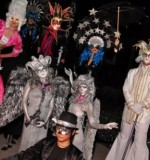 Venetian Entertainers Stilt Walkers Created By Omar Blawny Posted By Blawni Events