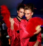 Shanghai Stilt Walkers Created By Omar Blawny Posted By Blawni Events