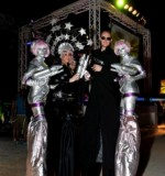 Space vs Matrix Stilt Walker Created By Omar Blawny Posted By Blawni Events