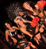 Stilt Walkers Zoolanders Created By Omar Blawny Posted By Blawni Events