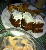 Carrot Cake Created By  Posted By JG Sandwich Cellar
