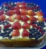 Queen Jubilee Cake Created By  Posted By JG Sandwich Cellar