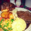 Sunday roast Created By  Posted By JG Sandwich Cellar