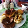 SUNDAYS ROAST BEED AND YORKSHIRE PUDDING Created By  Posted By JG Sandwich Cellar