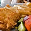 Traditional Fish and Chips Created By  Posted By JG Sandwich Cellar