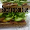 Turkey Baco Brie Apple Fresh Salad Created By  Posted By JG Sandwich Cellar