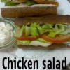 Chinese Salad Created By  Posted By JG Sandwich Cellar