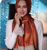 Islamic Shawls Created By  Posted By Elegant Lady's Apparel