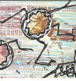 Belarus Banknote Painting Created By Sdého Posted By Sdeho Original Finest Banknotes Art