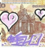 Cambodia Banknote Painting Created By Sdého Posted By Sdeho Original Finest Banknotes Art