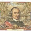France Banknote Painting