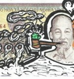 Vietnam Banknote Art Created By Sdého Posted By Sdeho Original Finest Banknotes Art