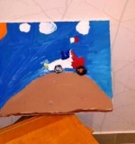 Kids Art Created By Arts & Crafts Doha Posted By Creative Kids Qatar