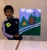 Children Art Created By Arts & Crafts Doha Posted By Creative Kids Qatar