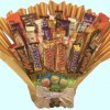Chocolate Bar Bouquet Created By Basket Of Joy Posted By Basket of Joy