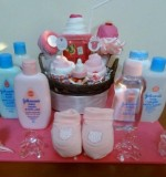 Baby Treat Basket Created By Basket Of Joy Posted By Basket of Joy