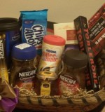 Coffee Lover Basket Created By Sabnam Posted By Basket of Joy