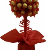 Ferrero Rocher Tree Red Created By Basket Of Joy Posted By Basket of Joy