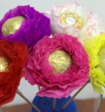 Ferrero Rocher Flowers Created By Basket Of Joy Posted By Basket of Joy