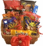 Junk Food Junkie Created By Basket Of Joy Posted By Basket of Joy