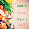 You can not fix your health until you fix your life Created By  Posted By Diet House