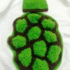 Crochet baby turtle shell Created By  Posted By N Studio