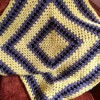 Crochet baby blanket Created By  Posted By N Studio