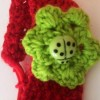 Crochet Hair band Created By  Posted By N Studio