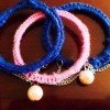 Crochet Bangles Created By  Posted By N Studio