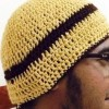 Crochet Cap Created By  Posted By N Studio