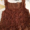 Crochet top Created By n studio Posted By N Studio