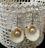Sea Shells Jewellery Created By Anastassiya Posted By The Hobby Room