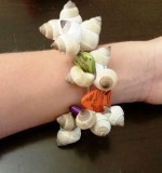 Sea Shells Bracelet Created By Anastassiya Posted By The Hobby Room