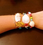Shell Bracelet Created By Anastassiya Posted By The Hobby Room