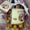 Olives Stuffed With Carrots Created By  Posted By MounetBaytJedee