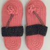 Crochet Foot Wear Created By Khairiyah Posted By Maher & Valentino