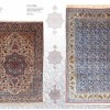 Decorative Oriental Carpets Lot No. 16198 tudeashk Nain from central persia 259 x 145 cm - lot no 16271 kirman from south persia 2nd quarter of 20th century 286 x 196 cm Created By Sameyeh Posted By Sh.Sameyeh Pte Ltd