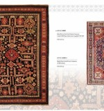 COLLECTABLE CAUCASUS RUGS LOT NO. 16253 KUBA SHIRWAN FROM NORTH EASTERN CAUCASUS (DATED 1309 HEJRA EQUALLY 07/08/1891 ) 170 X 127 CM -- LOT NO 16165 ABADEH FROM CENTRAL PERSIA 2ND QUARTER OF 20TH CENTURY 170 X 107 CM READY TO USE. Created By Sameyeh Posted By Sh.Sameyeh Pte Ltd