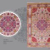 SALON CARPETS LOT NO.16164 TEHRAN FROM CENTRAL PERSIA  2ND QUARTER OF 20TH CENTURY 328 X 215 CM READY TO USE.