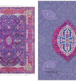 Antique Carpet . Lot No . 00047 KASHAN DABIRSANAYEH FROM CENTRAL PERSIA FROM 2ND QUARTER OF 20TH CENTRY 413 X 316 CM Created By Sameyeh Posted By Sh.Sameyeh Pte Ltd