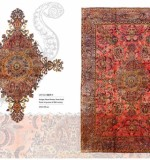 Antique Carpet  LOT NO 16079 RAVER KIRMAN FROM SOUTH PERSIA 1ST QUARTER OF 20TH CENTURY 410 X 295 CM Created By Sameyeh Posted By Sh.Sameyeh Pte Ltd